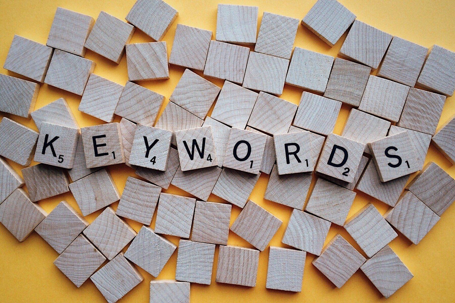 L'agence SEO et le choix des bons mots-clés
